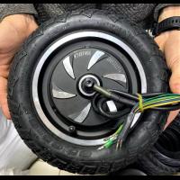 Мотор-колесо для электросамоката Kugoo G2 PRO