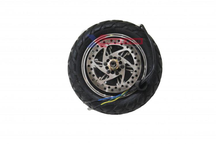 Мотор колесо на электросамокат в сборе 10 дюймов 1200 W
