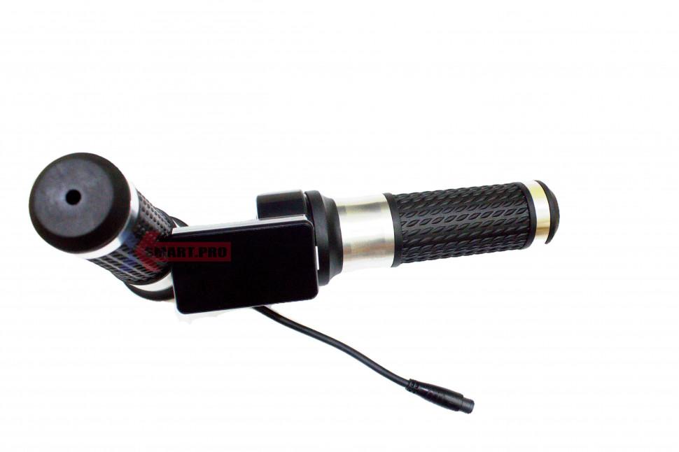 Ручка газа с бортовым компьютером на электросамокат куго м 4 про